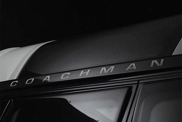 Coachman Caravans 2015