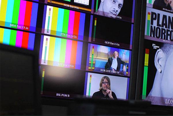 Television Systems Ltd – Comux