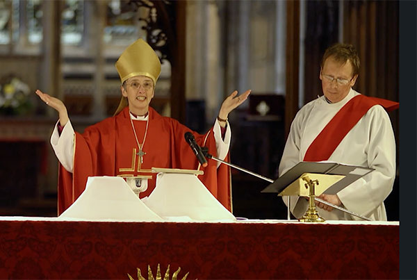 Bishop Alison Welcoming – Holy Trinity, Hull