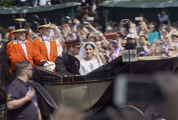 Dejero Royal Wedding